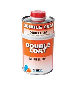 Double Coat Dubbel UV set 4 liter